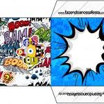 Envelope CD DVD Minions Super-Heróis