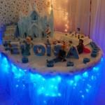 Festa Frozen da Eloísa 12