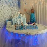 Festa Frozen da Eloísa