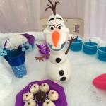 Festa Frozen da Eloísa 7