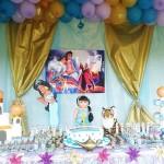 Festa Princesa Jasmine da Ana Letícia