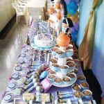 Festa Princesa Jasmine da Ana Letícia 2