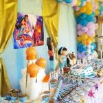 Festa Princesa Jasmine da Ana Letícia 3