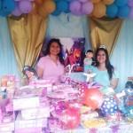 Festa Princesa Jasmine da Ana Letícia 6