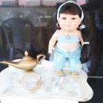 Festa Princesa Jasmine da Ana Letícia 7