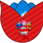 Flor Super Wings