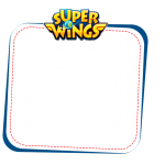 Frame Super Wings