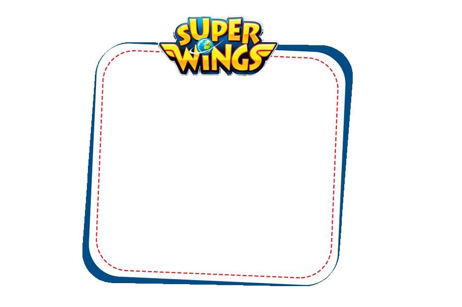 Frame Super Wings