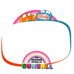Frame o Incrível Mundo de Gumball