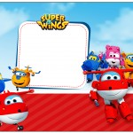 Lata de Leite Super Wings