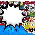 Marmita Minions Super-Heróis