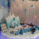 Mesa Festa Frozen da Eloísa