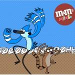 Mini M&M Apenas um Show