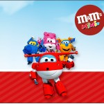 Mini M&M Super Wings