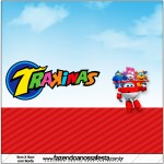 Mini Trakinas Super Wings