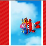 Pé de Moleque Yoki Super Wings