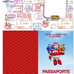Passaporte Super Wings