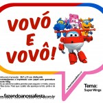 Plaquinhas Divertidas Super Wings 17
