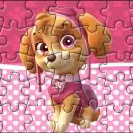 Quebra-cabeça Patrulha Canina para Meninas