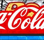 Rótulo Coca-cola Minions Super-Heróis