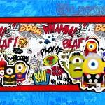 Revista Minions Super-Heróis