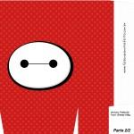 Sacolinha Surpresa 3 Big Hero - Folha A4 Parte 2