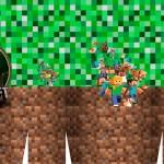 Sacolinha Surpresa Minecraft A3