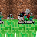 Sacolinha Surpresa Minecraft A3 4