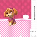 Sacolinha Surpresa Patrulha Canina para Meninas - Parte 2