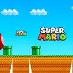 Sacolinhas Super Mario Cogumelo Vermelho A3