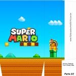 Sacolinhas Surpresa Super Mario Browser A4 - Parte 2
