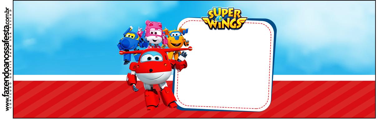 Squezze Super Wings