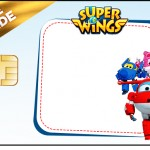 Vale Brinde Super Wings