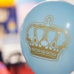 Balão Festa Pequeno Príncipe do Arthur