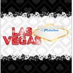 Bala Personalizada Kit Festa Las Vegas Poker
