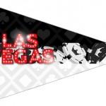 Bandeirinha Sanduiche Kit Festa Las Vegas Poker 2