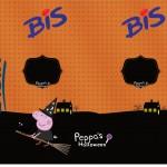 Bis Peppa Pig Halloween
