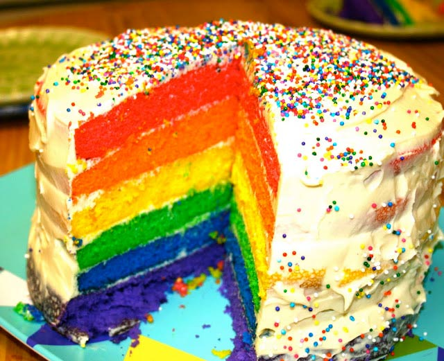 Как в домашних условиях сделать красивый торт 568