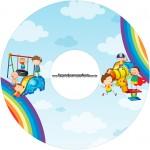 CD DVD Dia das Crianças Lembrancinha