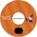 CD DVD Peppa Pig Halloween