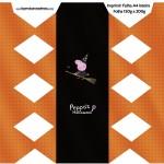 Caixa Bala Peppa Pig Halloween