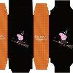 Caixa Sabonete Peppa Pig Halloween