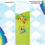 Caixa de Bala Dia das Crianças Lembrancinha