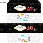 Caixa de Baton Kit Festa Las Vegas Poker