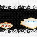Capa Livrinho Kit Festa Las Vegas Poker