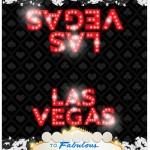 Cartão Agradecimento de Mesa Kit Festa Las Vegas Poker