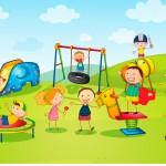 Cartão para o Dia das Crianças