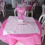 Centro de Mesa Chá de Bebê da Sophia