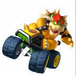 Centro de Mesa Mario Kart Browser 1 2
