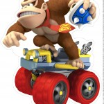 Centro de Mesa Mario Kart DK 1 2